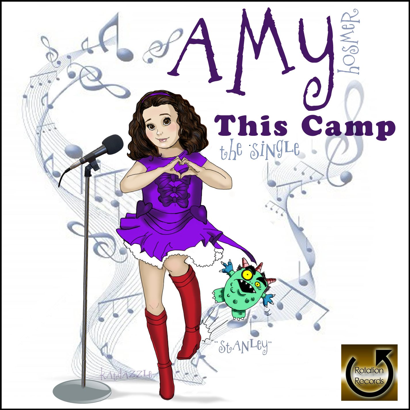 Amy CD cover